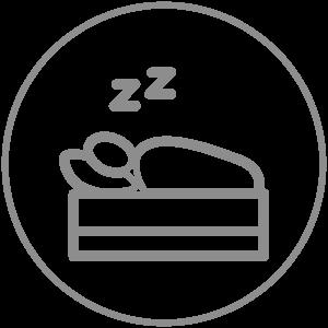 Migliore qualità del sonno