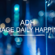 adh AVERAGE DAILY HAPPINESS